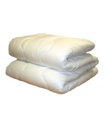 Couette blanche 400 gr/m² 140 x 200 cm