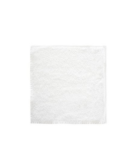 Carré éponge 30 x 30 cm 450 gr/m² blanc