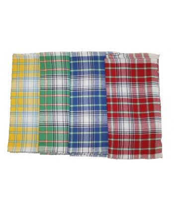 Douzaine de serviettes de table