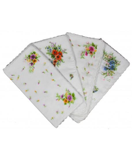 Mouchoirs femmes 30 x 30 cm